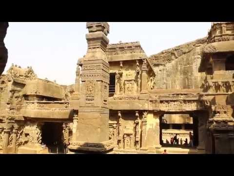 Ellora Caves-Latest Amazing video-HD|Unknown Mystry|Underground city|Aurangabad|India
