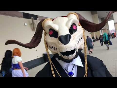 Anime Boston 2018 Cosplay Showcase || Cosplay Music Video Highlights