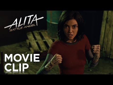 Alita: Battle Angel | Ambush Alley Clip | 20th Century FOX