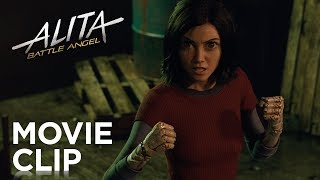 "Alita: Battle Angel | ""Ambush Alley"" Clip 