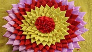 How to make doormat at home || Doormat Making | DIY doormat making idea - DIY home projects