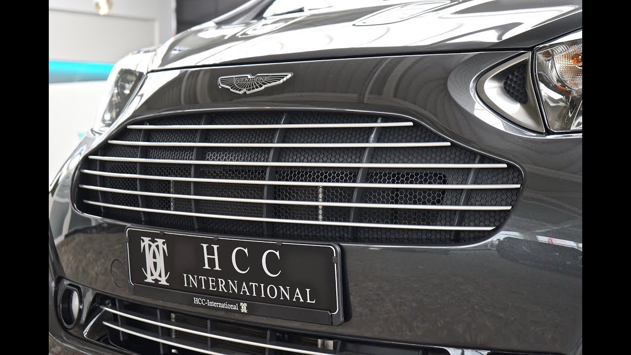 Hcc International Aston Martin Cygnet 1 3 Automatik Cvt Sammler Zustand Youtube