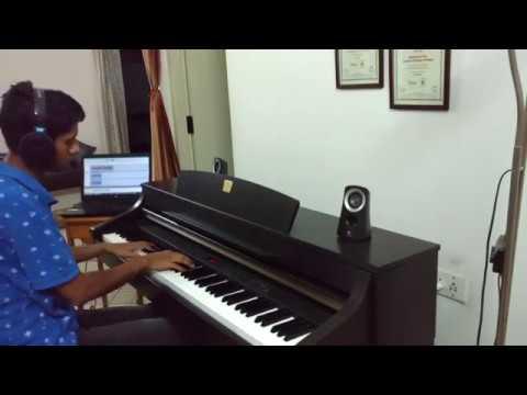Home (Michael Bublé) - Piano Cover