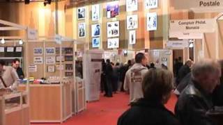 Greatest Stamp Show in the World: MonacoPhil 2009