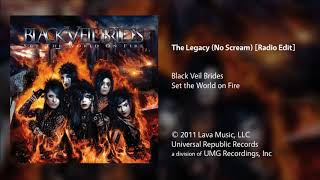 Download Lagu Black Veil Brides - The Legacy (No Scream) [Radio Edit] mp3