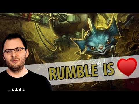 Rumble vs Ghetto Riven - D3/4 - LE FEUUUUU
