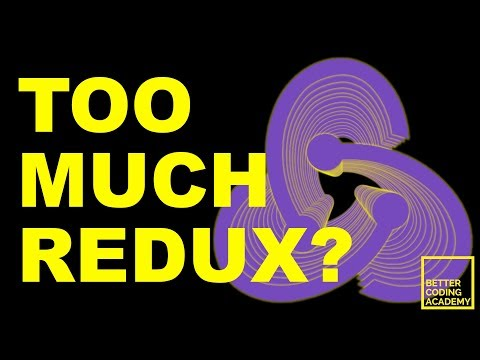 TOO Much Redux? | React.js Todo List | Code Review #4 Part 5 thumbnail
