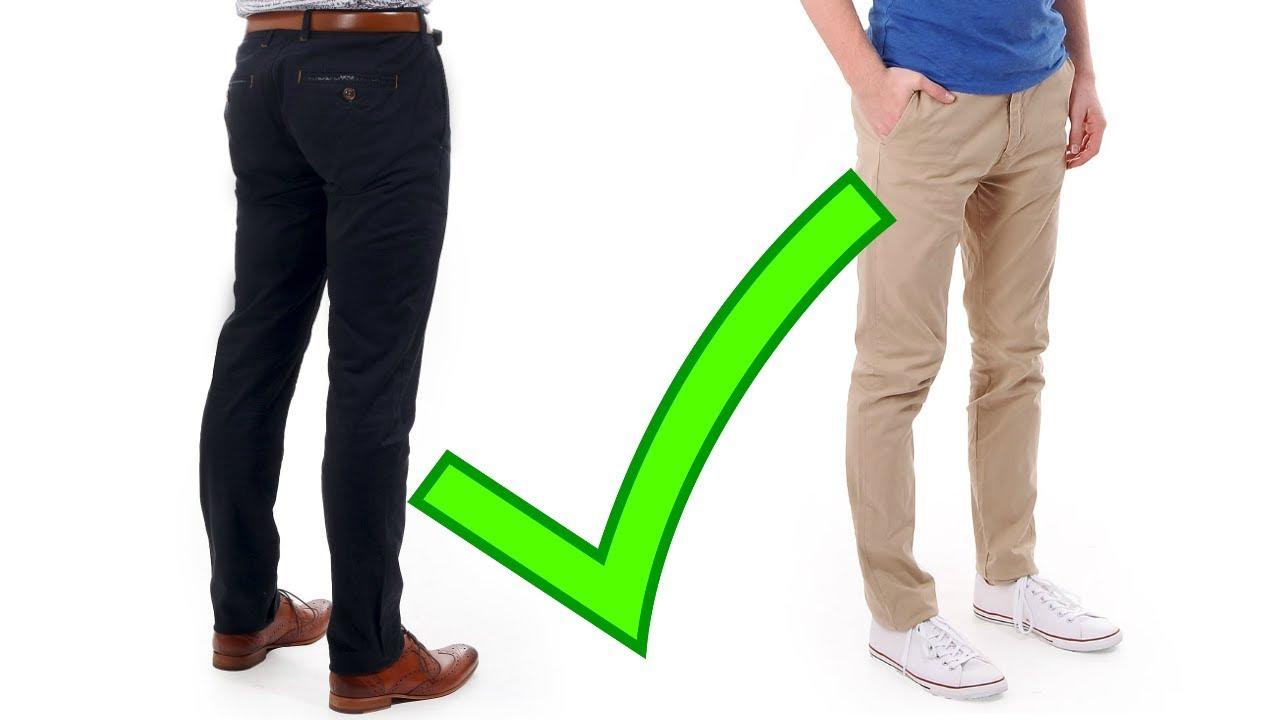 f92e5866675 Cómo vestir chinos | Gusto Clásico - YouTube