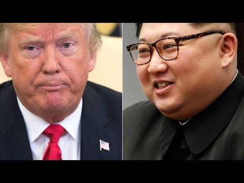 Trump sagt Gipfel mit Kim ab