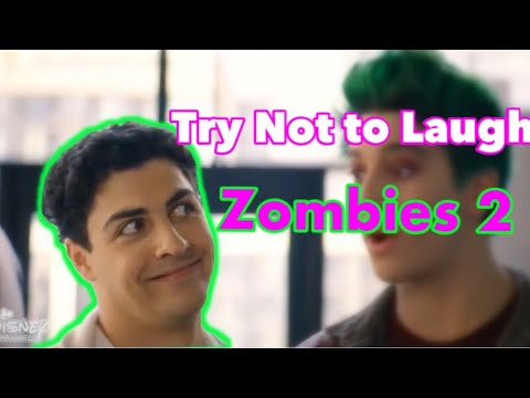 zombies-2-try-not-to-laugh-|-meg-&-milo
