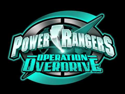 Power Rangers Operation Overdrive Theme Song Mp3