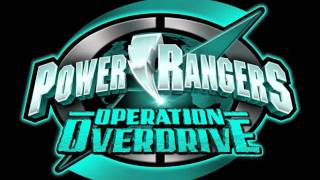 Power Rangers Operation Overdrive Theme Song
