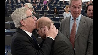 Farage VS Juncker