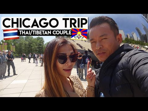 TRAVEL WITH ME: Chicago Trip PART 2 (Willis Tower/ Shedd Aquarium) │TAYA TRAVELS