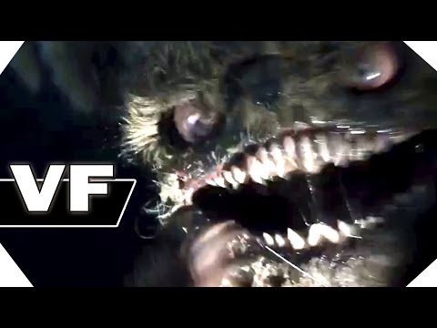 KRAMPUS Bande Annonce VF (Horreur - 2015)