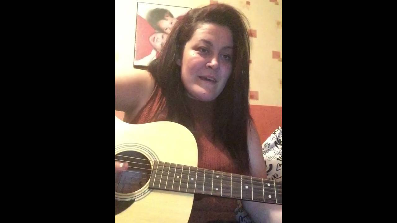 Seven Spanish Angels My First Attempt At A Song On Guitar Youtube