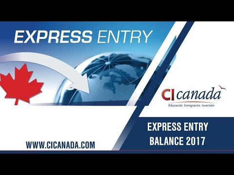 Express Entry Canada 2017
