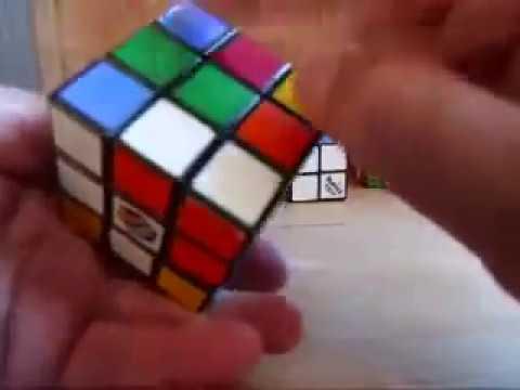 Cách quay rubik 3x3 - VLOS.flv