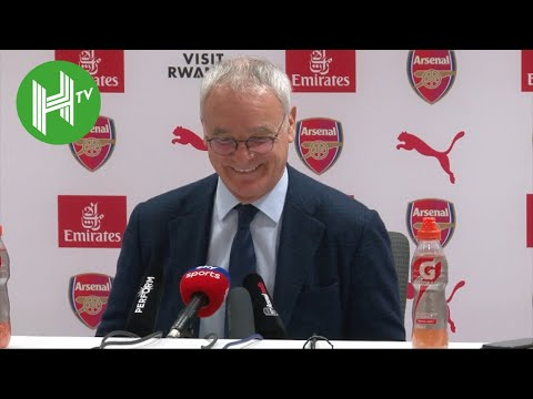 Arsenal 4-1 Fulham | Claudio Ranieri: I 'killed' Aboubakar Kamara but then gave him oxygen!