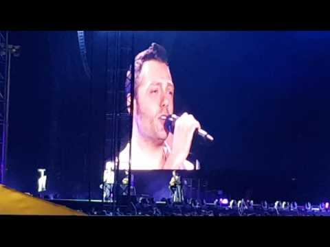 Tiziano Ferro - Lignano - Live - Medley- 11/06/2017