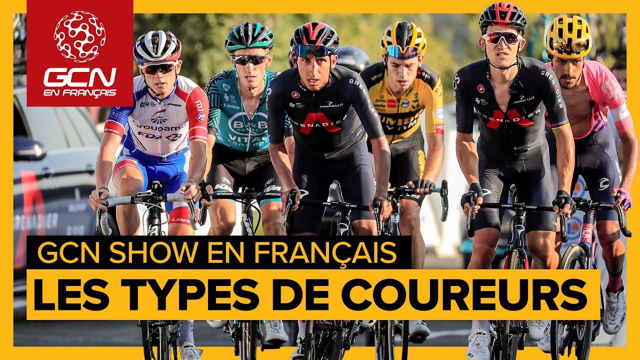 Les types de coureurs: Sont ils irrémédiables?  | GCN Show en Français 8