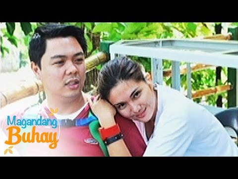 Magandang Buhay: Dimples and Boyet share their love story
