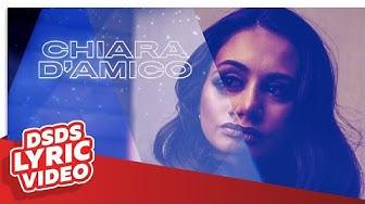 Chiara D'Amico - Eine Nacht (DSDS Lyric Video)