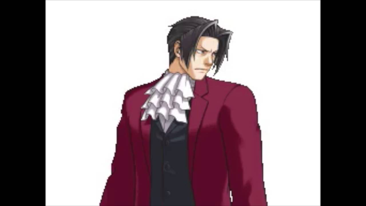 Ace Attorney Investigations Miles Edgeworth Objection 2009