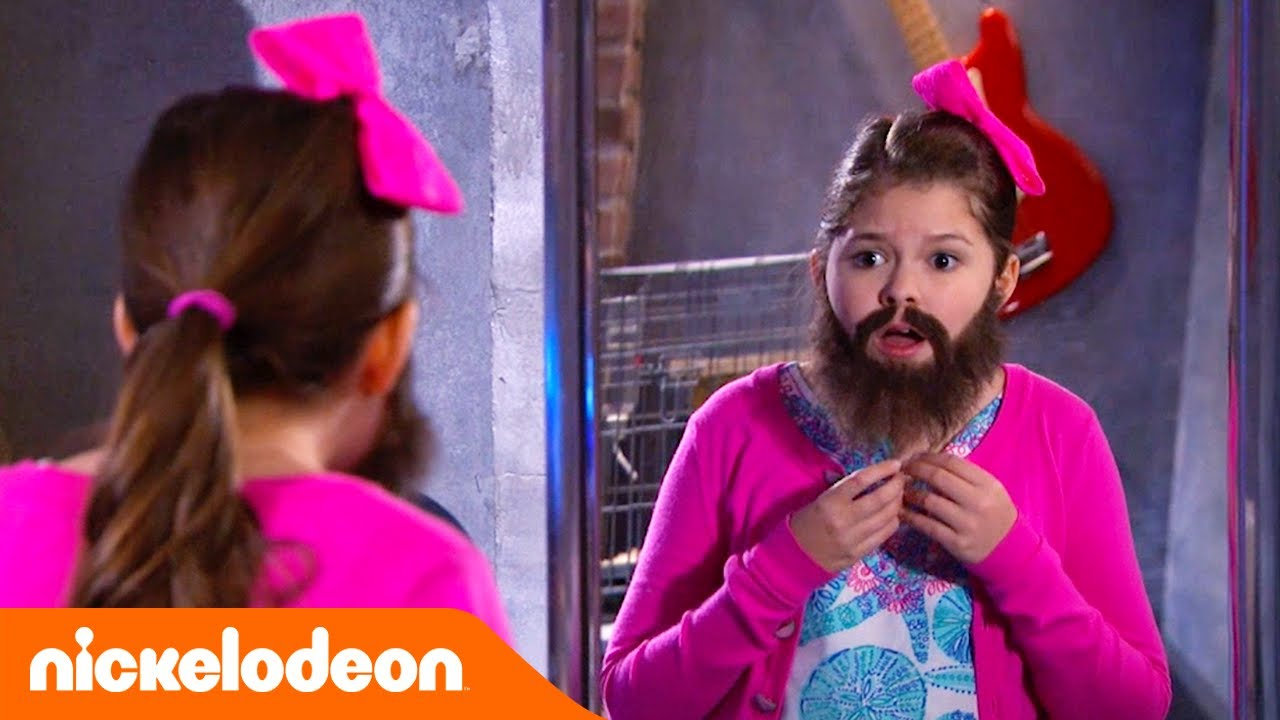The Thundermans | Como Hacer Crescer La Barba | Nickelodeon en Español