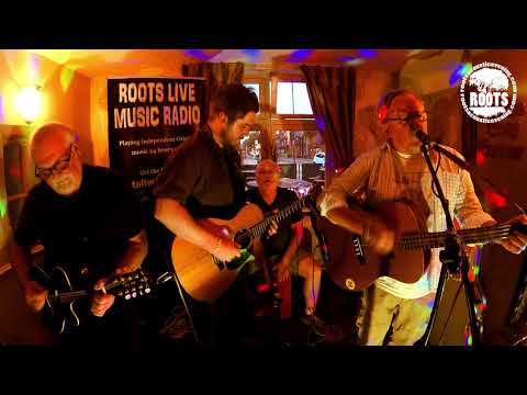 King Of Rome with Sam Jones playing live the Wellington Inn Nottingham music   roots live music Vide