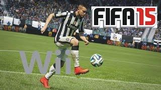 Fifa Soccer 15 Nintendo Wii - Milan x Juventus - Gameplay