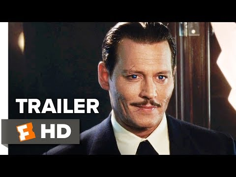 Thumbnail: Murder on the Orient Express Trailer #1 (2017) | Movieclips Trailers