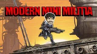 Modern Mini Militia This Game is Awesome !!! | Mini Militia 2 - Armajet