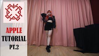 GFRIEND 여자친구 | APPLE | EP11 Part 2 l 三分钟热度| MIRRORED | REDMO…