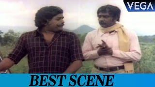 TG Ravi Follows MG Soman To Keep an Eye on Him || Kolakkomaban Movie Scenes