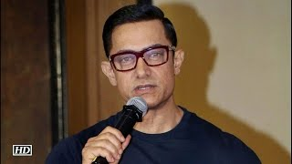 EXCLUSIVE: Aamir Khan TALKS About His Next Film 'Thug' With YRF