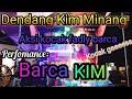 Dendang Kim Minang kocak...!!! Perfomance: barca kim/fadly barca  with crescendo live