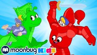 Orphle's Story Time - My Magic Pet Morphle   My Magic Pet Morphle   Cartoons For Kids   Moonbug Kids