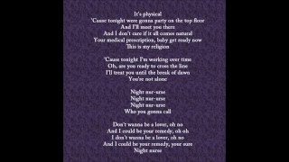 Cascada - Night Nurse [lyrics]