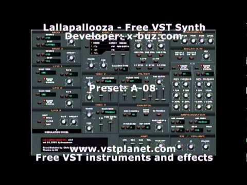 Free VST instruments / synthesizer software - VST Plugins - Page 9