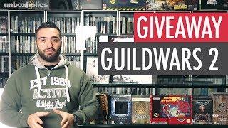 Guild Wars 2 GIVEAWAY! (International) | Unboxholics