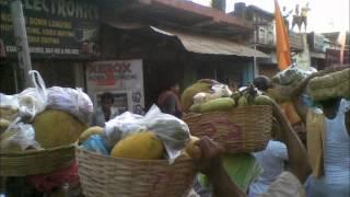 ISKCON CHOWPATY RADHANATH SWAMI - Puri Rath Yatra 2013