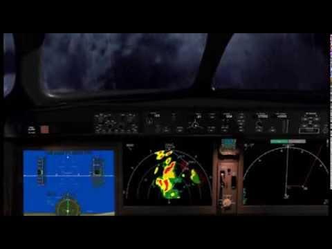 Rockwell Collins Unveils MultiScan ThreatTrack Weather Radar