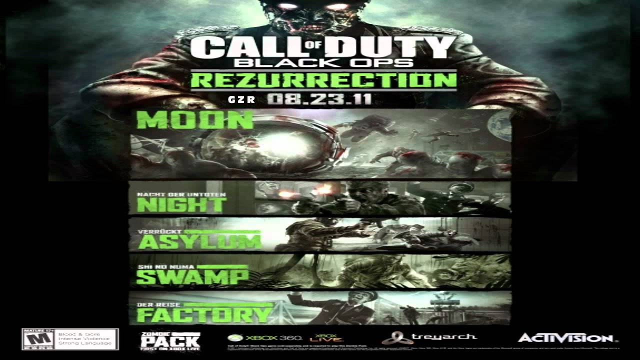 Rezurrection Map Pack map of china and japan