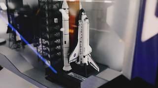 """Модели космических кораблей - Научно-фантастический комплекс """"Страж Империи"""""""