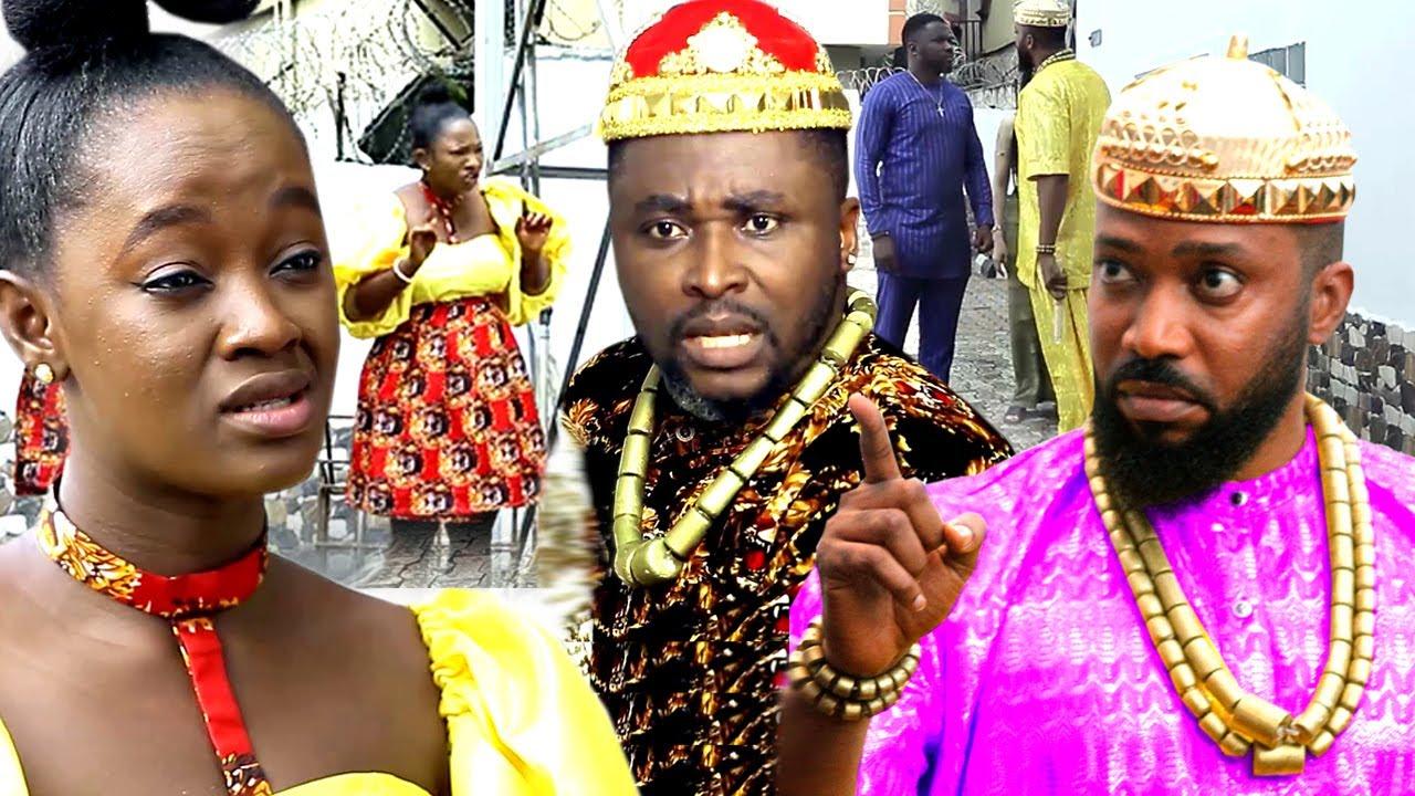 Download The Beautiful Maid & The Kings Season 7&8 - NEW MOVIE'' Frederick Leonard 2020 Latest Nigerian Movie