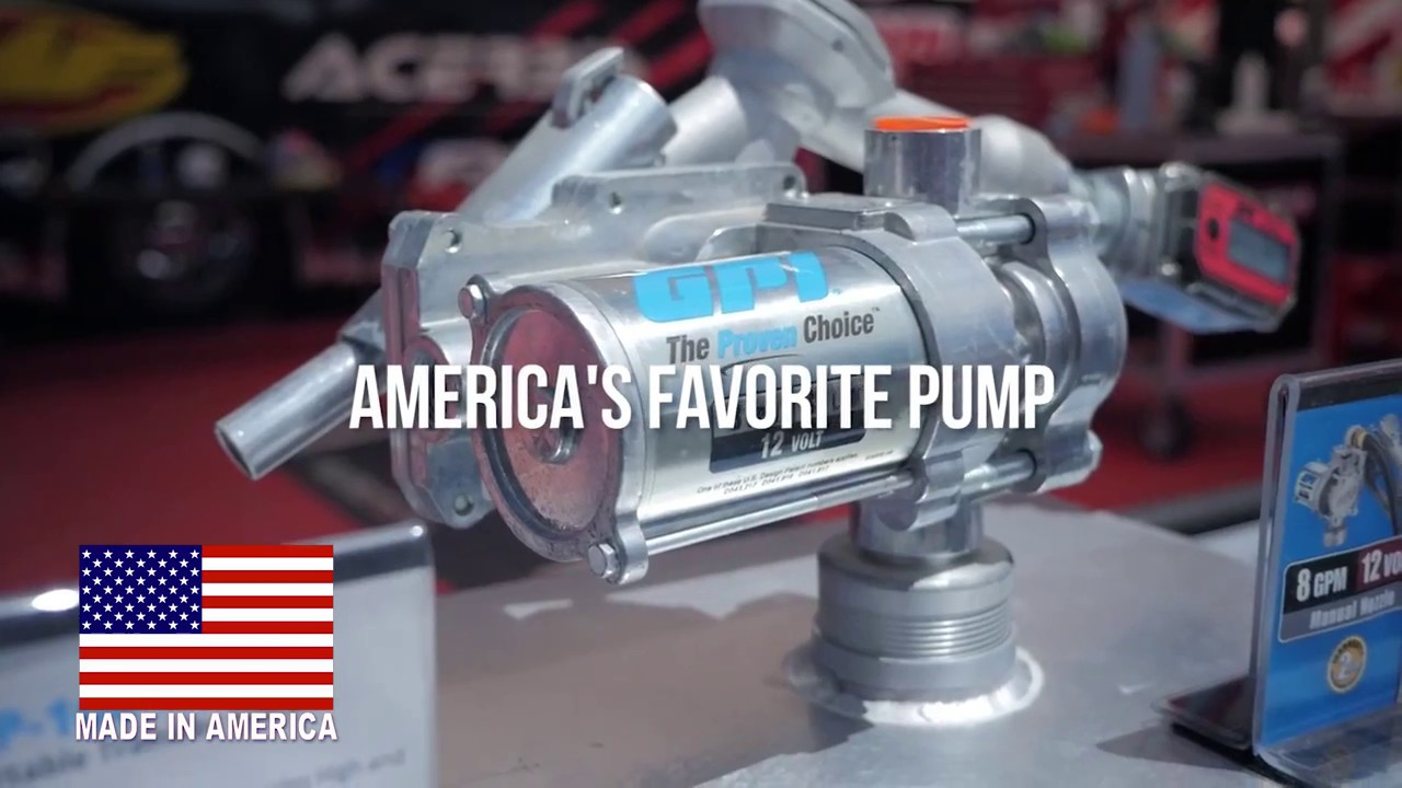 Gpi Fuel Transfer Pump With Filter 150s Parts Wiring Diagrams Diagram Gear Training And Overview Youtube