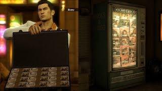 Buying Adult Magazine - Yakuza 0 (PC/PS4) Gameplay Part 32
