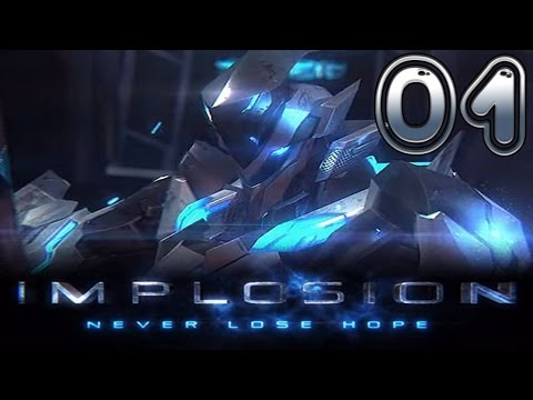 Implosion - Never Lose Hope Walkthrough Gameplay Part 1 (IOS / Android)