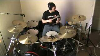 Green Day Drum cover : Boulevard of Broken Dreams